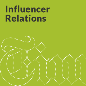 GreatWork Influencer Relations - Small